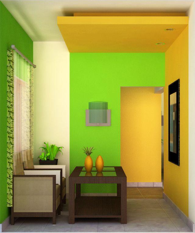 54+ Inspirasi Interior Rumah Minimalis Warna Hijau Tosca