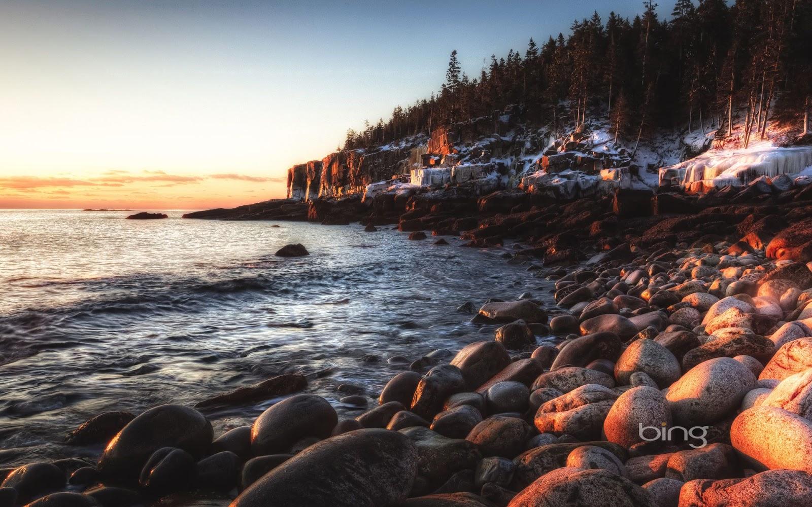 Acadia National Park HD wallpapers nature