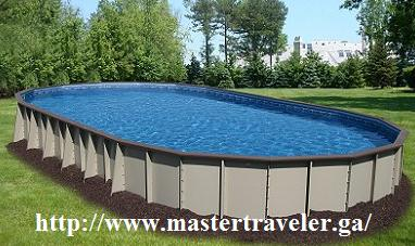 Square Above Ground Pool master traveler: above ground swimming pools