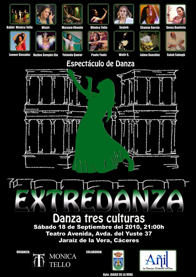 Extredanza, Festival de Danza TRES CULTURAS