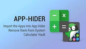 App Hider - Penyembunyi Aplikasi