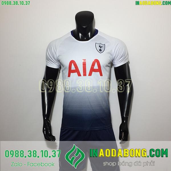 Áo bóng đá câu lạc bộ Tottenham màu trắng