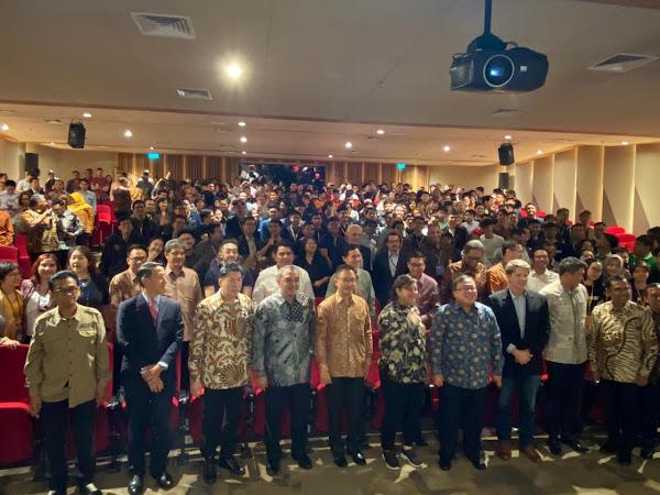 Hasil Karya Lulusan Apple Developer Academy BSD City