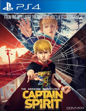 The Awesome Adventures of Captain Spirit Arabic