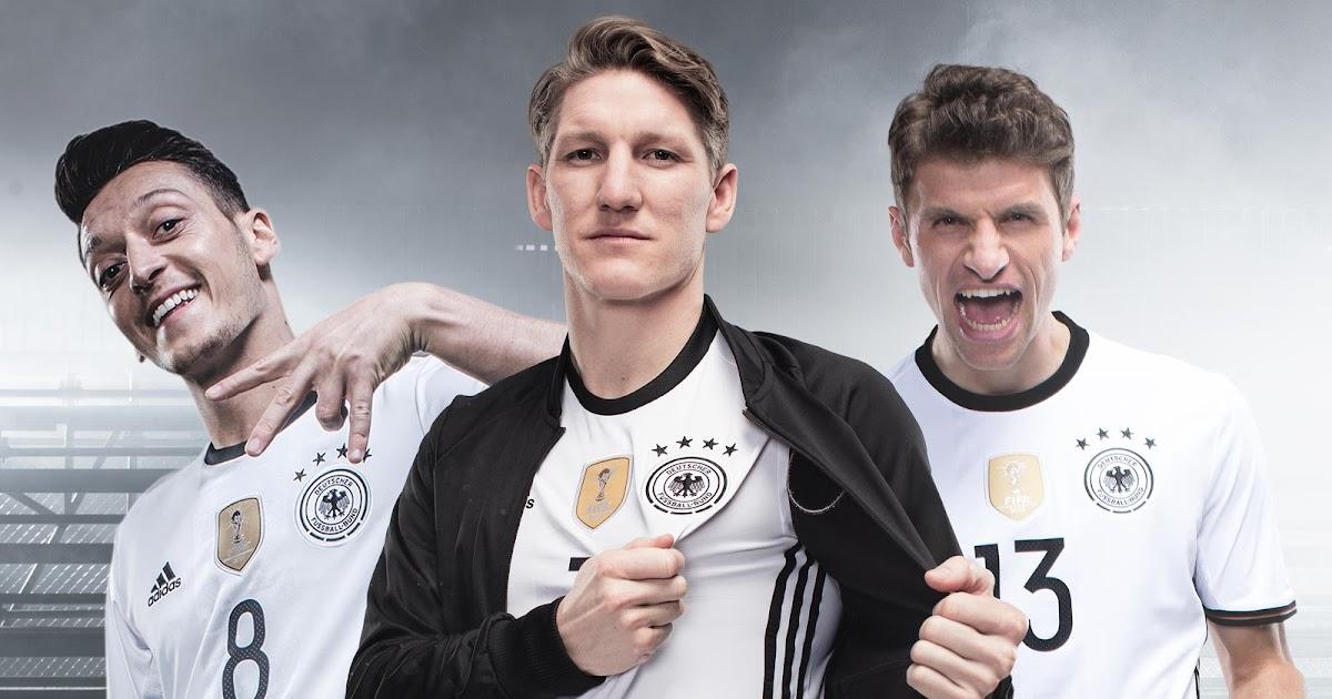 13b37ad6b Adidas Announces New Germany Kit Deal - Footy Headlines