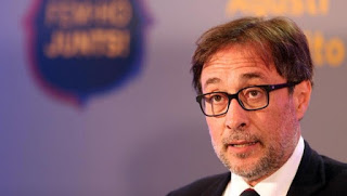 Benedito reveals Rosell and Bartomeu have overtaken Gaspart as the worst president of Barca