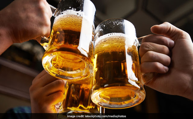 Reduce the risk of diabetes by consuming a little bit of alcohol ...