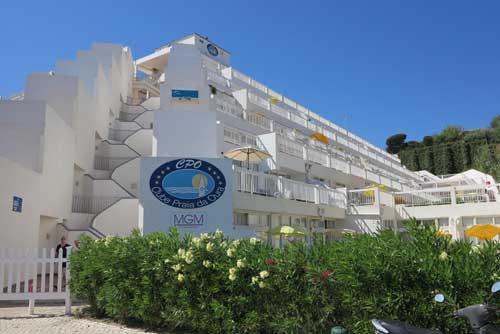 Clube Praia da Oura Albufeira,Algarve, Portugal.