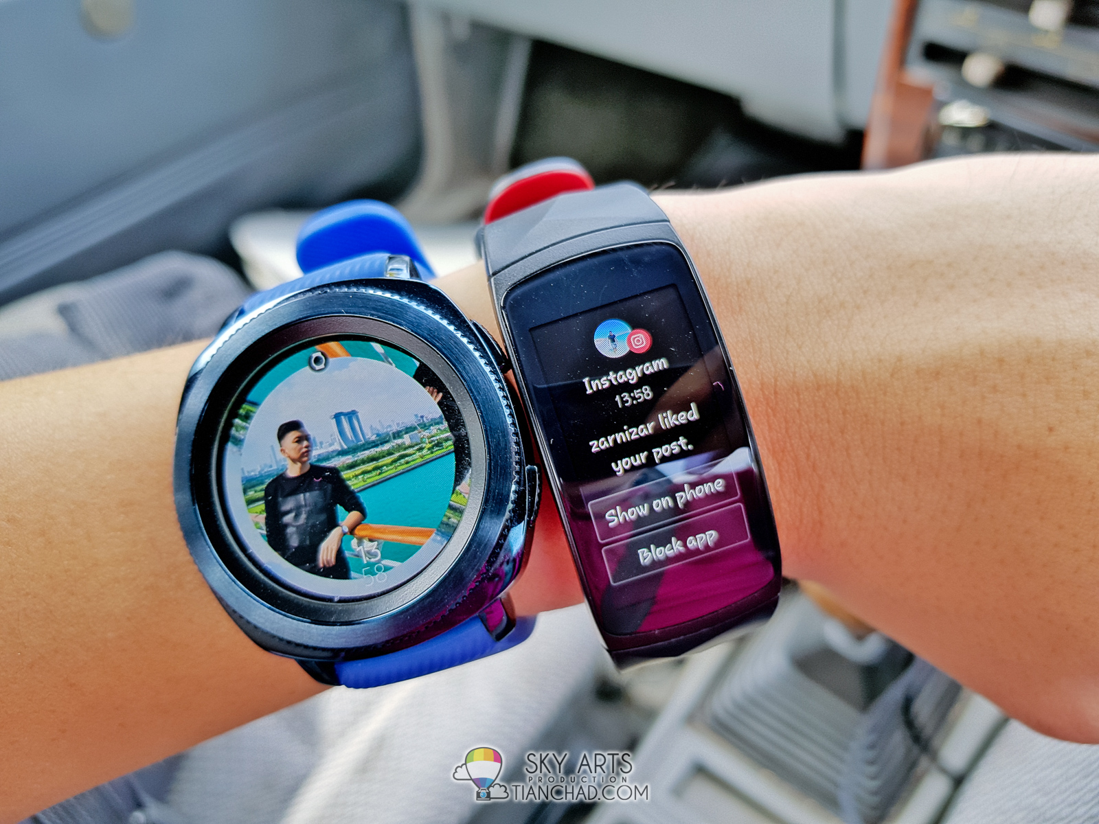 samsung gear sport vs samsung gear fit2 pro which should you buy