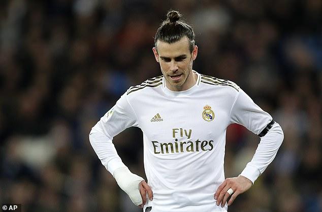 Liên tục bị chửi rủa, Gareth Bale giận fan Real ra mặt 1