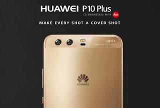 2 Cara Baru Flash Huawei P10 Plus
