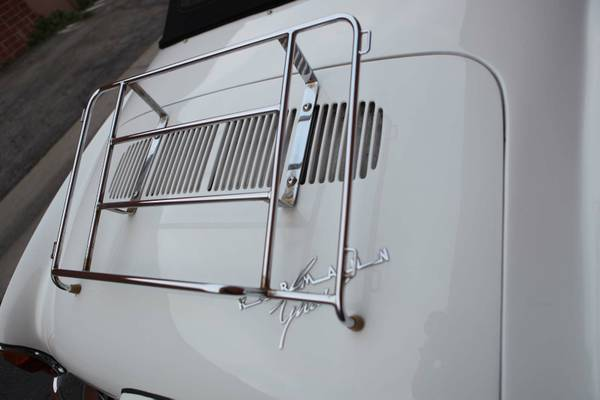 Karmann Ghia Convertible Auto Restorationice