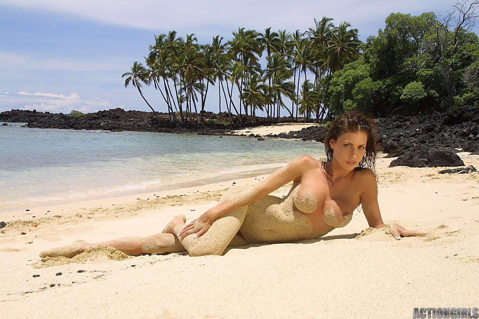 Jessica jaymes beach