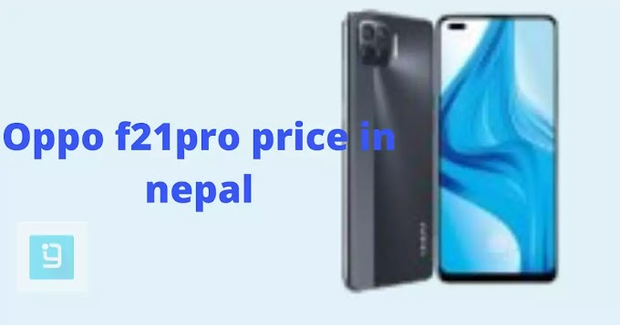 Oppo f21 and f21 pro phone price in Nepal