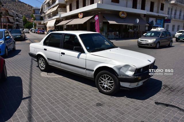 """Ακόμα ένα τροχαίο ατύχημα στην """"διασταύρωση του τρόμου"""" στο Ναύπλιο"""