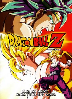 Descargar Dragon Ball Z Broly El Legendario Super Saiyajin Mega y Mediafire
