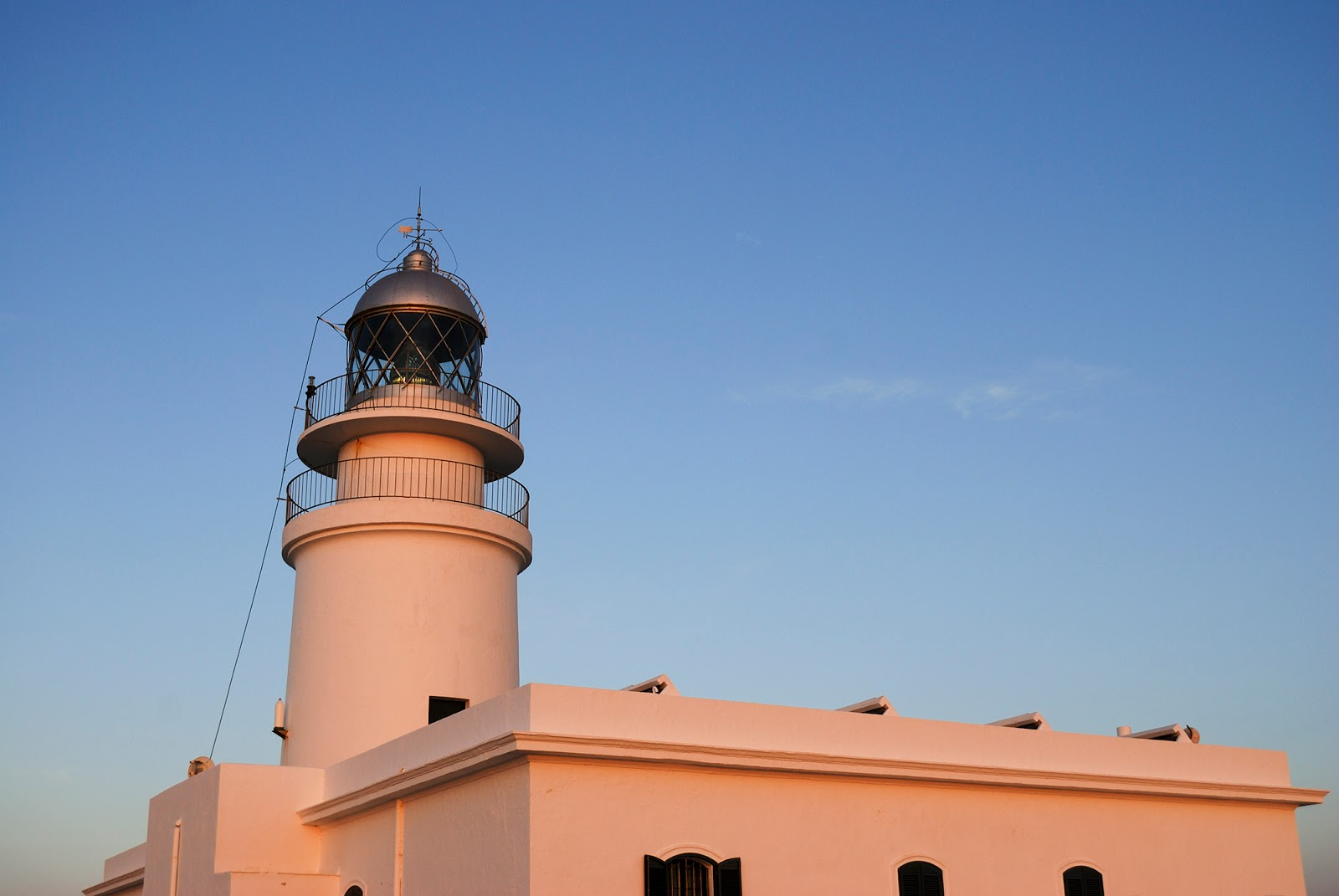 Cavallaria lighthouse Menorca Spain sunset itinerary what to do