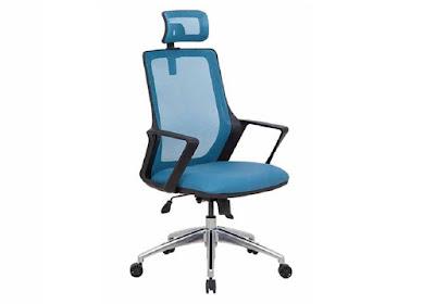 başlıklı koltuk, fileli koltuk, krom metal ayaklı, makam koltuğu, ofis koltuğu, yönetici koltuğu,