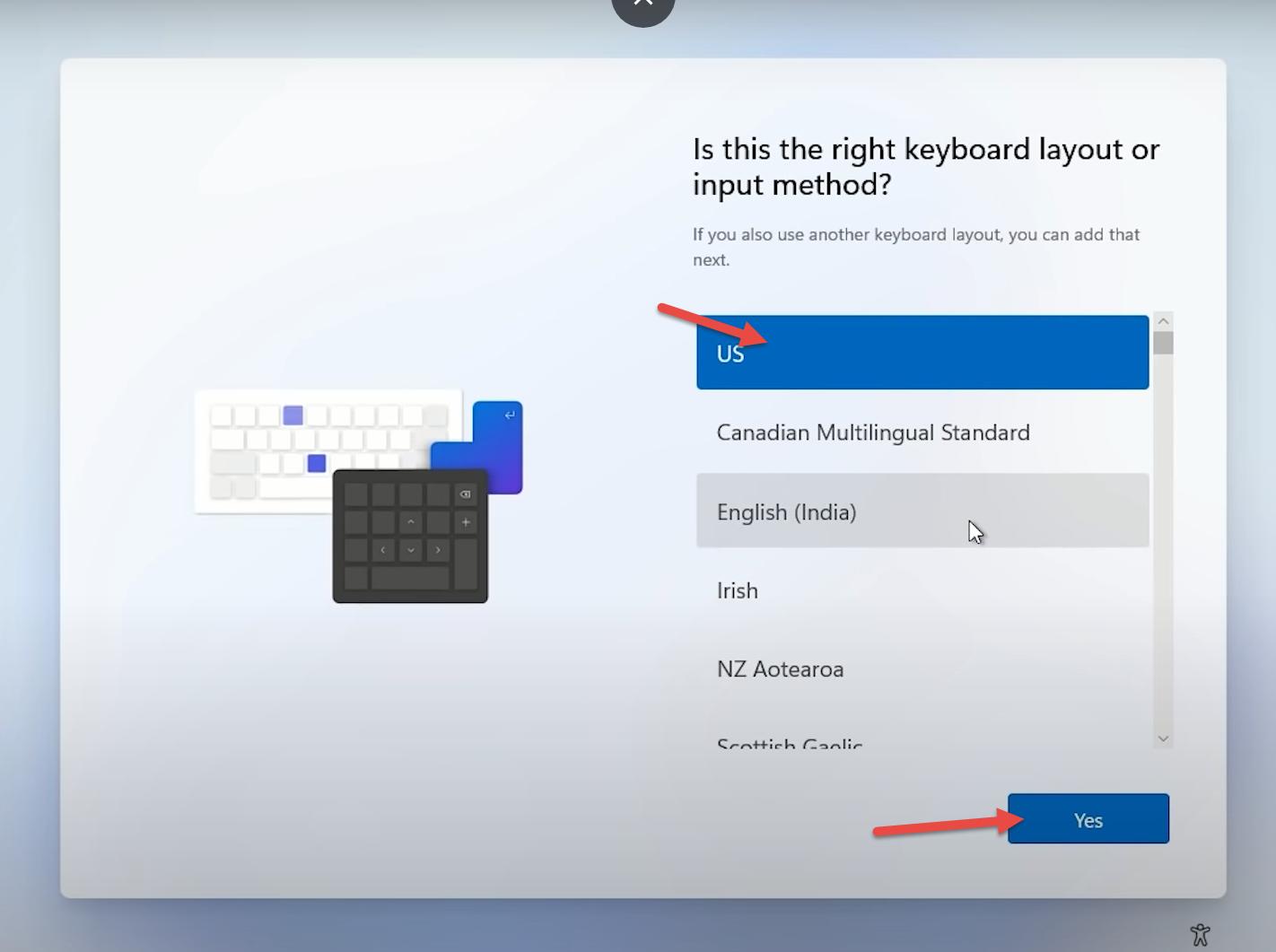 Hướng dẫn cài đặt Windows 11