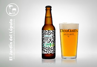 Dougall's Single Hop Citra