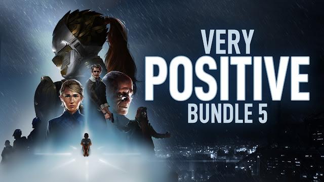 Fanatical Very Positive Bundle 5 - 3.99美金8款遊戲