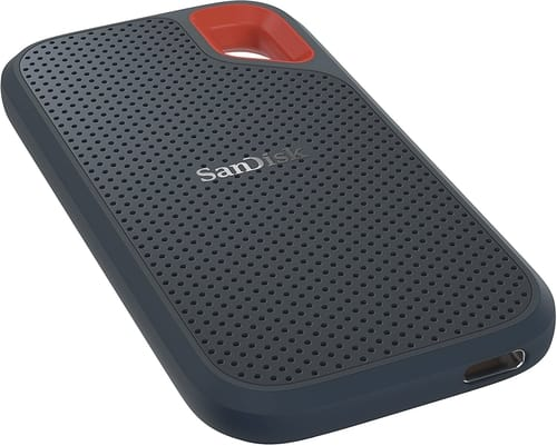 Review SanDisk 1TB Extreme External SSD