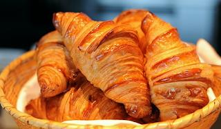 Croissant Makanan Perancis