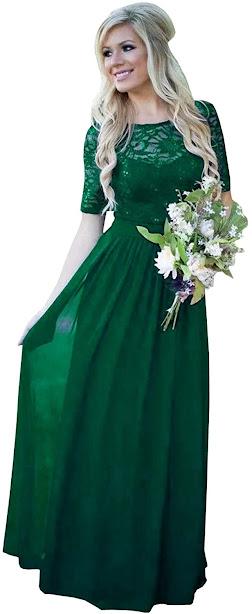Affordable Cheap Chiffon Bridesmaid Dresses