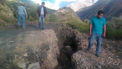 Le misteriose crepe della città di Socosbamba
