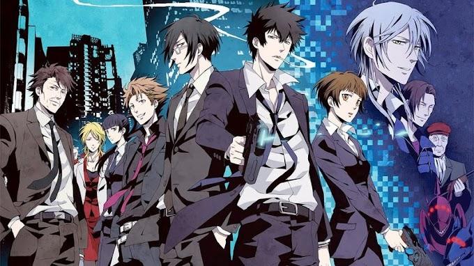 Resenha anime Psycho-Pass anime de AÇÃO, FICÇÃO, MISTÉRIO, POLICIAL, MANIPULAÇÃO GLOBAL.