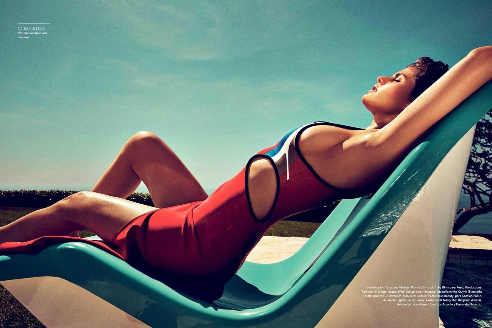Alexandra Daddario in GQ Spain Magazine – July/August 2017