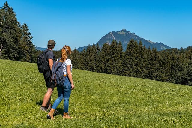 Wandertrilogie Allgäu | Etappe 46+47 Ofterschwang-Fischen-Oberstdorf - Himmelsstürmer Route 03