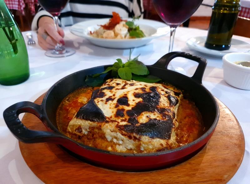 Spaghetti restaurante Vila Velha