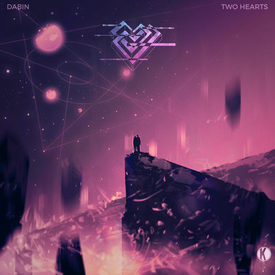Dabin - Two Hearts - Album Download, Itunes Cover, Official Cover, Album CD Cover