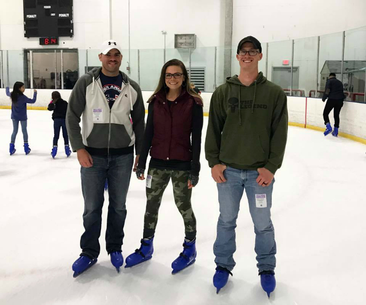 San Antonio Ice Skating