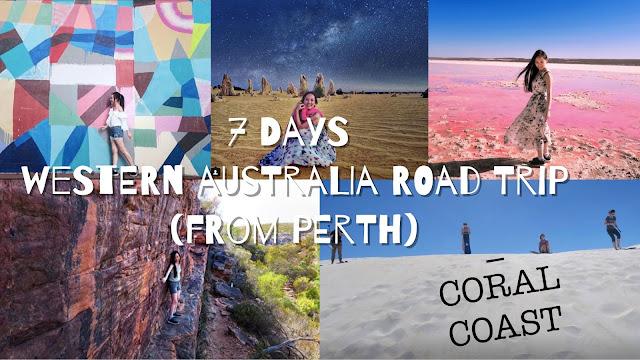 Coral Coast road trip
