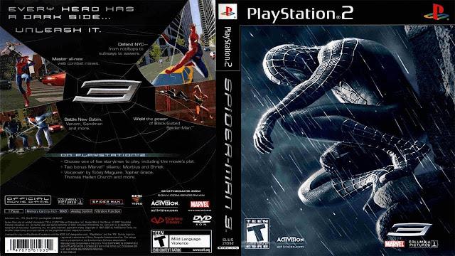 تحميل لعبه سبايدر مان الجزء الثالث Spider Man 3 game