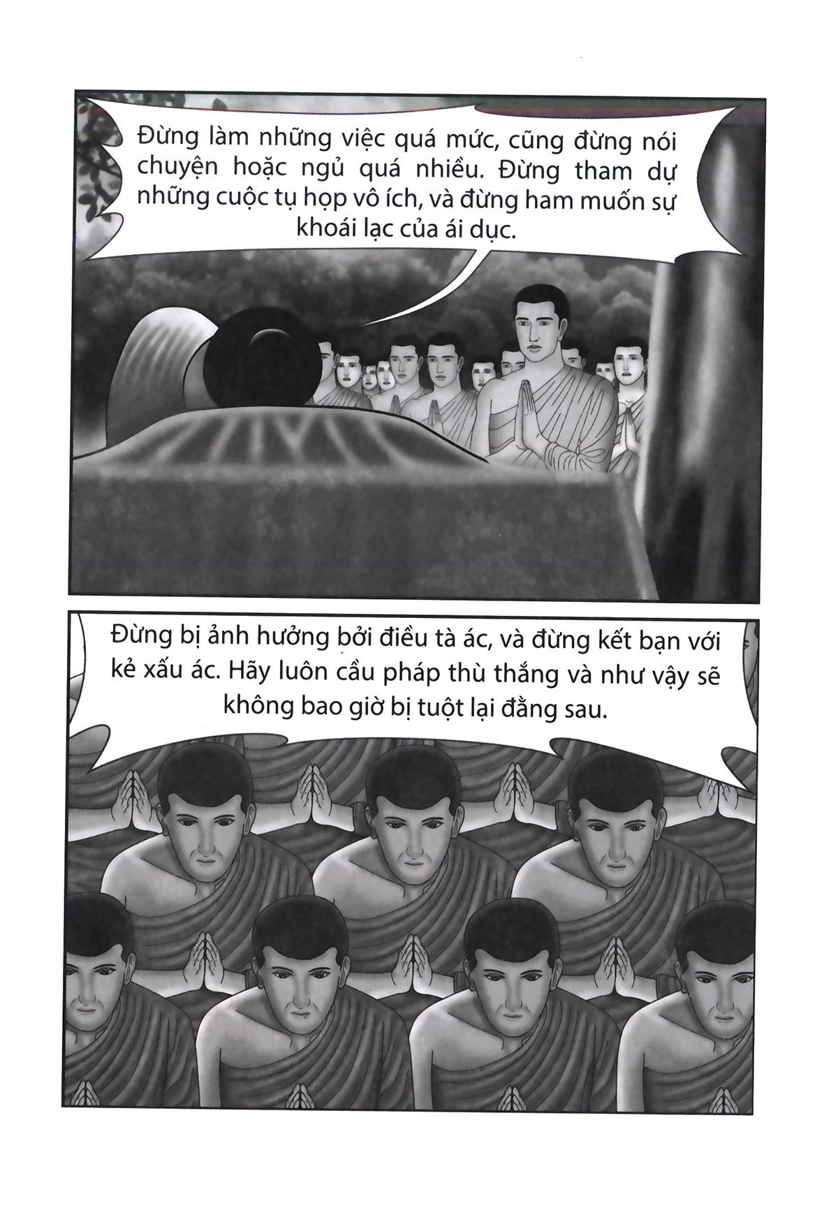 Truyện tranh Phật giáo Comicvn