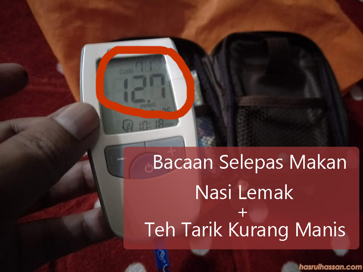 Bacaan Glukos dalam Darah Sebelum Ambil Insourin
