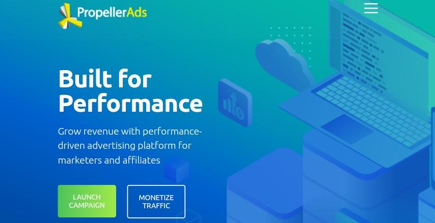 Propeller Ads Network