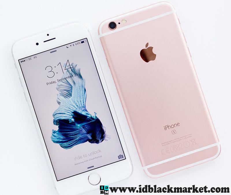official photos b406f a908b Jual iPhone 6s / 6s+ Blackmarket Termurah | Harga Apple Iphone
