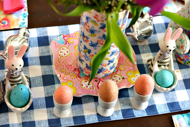 Bunny, Easter, cottage, tablescape, athomewithjemma