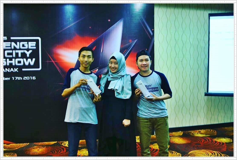Blogger Asus Pontianak Kalimantan Barat