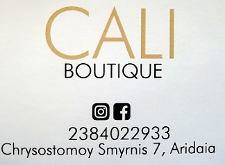 CALI BOUTIQUE