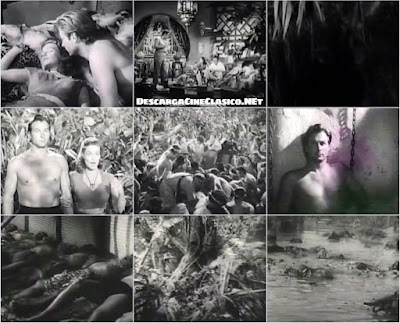 Tarzán y la mujer diablo (1953) Tarzan and the She-Devil