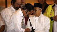 Jokowi Mengutus Seseorang ke Prabowo