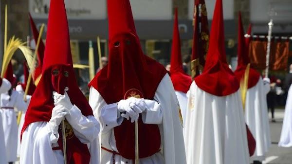 Horarios en la Semana Santa de Cádiz 2020