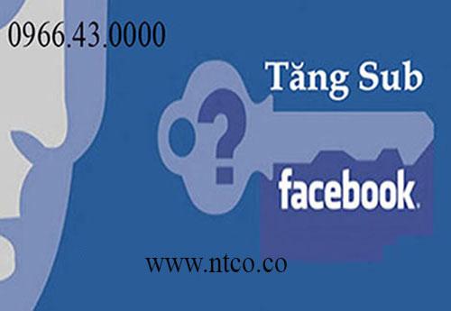 Tang subscribe facebook nhanh nhất