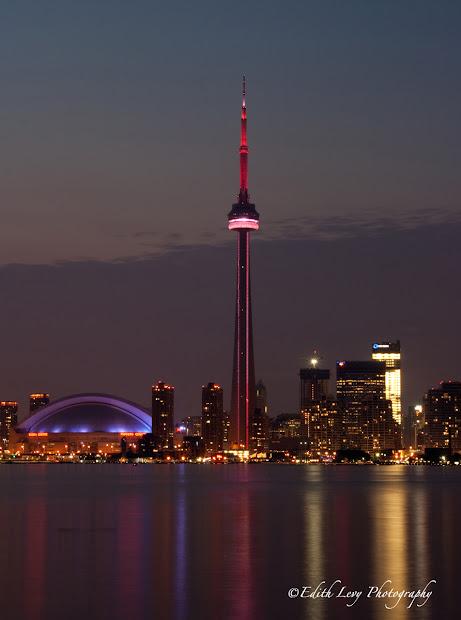 CN Tower Toronto Skyline