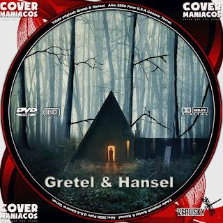 GALLETA GRETEL Y HANSEL 2020[COVER DVD]